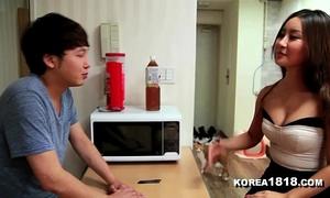 Korea1818.com - fortunate korean virgin acquires to fuck hawt korean playgirl!