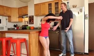 Step daughter screwed by dad large weenie stepcams.com